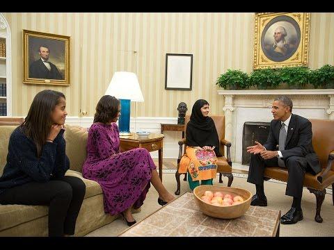 Malala Yousafzai from Pakistan and Kailash Satyarthi from India win Nobel Peace Prize