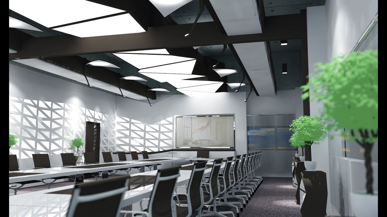 Conference Room Design Visualization Doovi