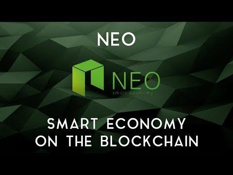 NEO | Smart economy on the blockchain