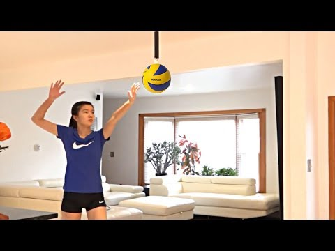 How To Spike A Volleyball   Spike Trainings   Best Volleyball Trainings (HD)
