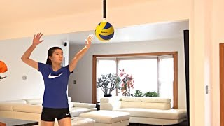 How to Spike a Volleyball | Spike Trainings | Best Volleyball Trainings (HD)