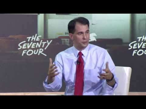 The New Hampshire Education Summit 2015 - Scott Walker