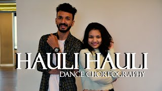 Hauli Hauli Dance Choreography | Ajay Devgan | Rakul preet Singh | Neha Kakkar | Garry Sandhu