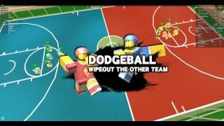 ROBLOX DODGEBALL Team Update
