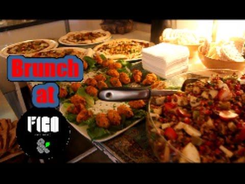 Vegan Brunch @ Fico Restaurant, Limassol, Cyprus