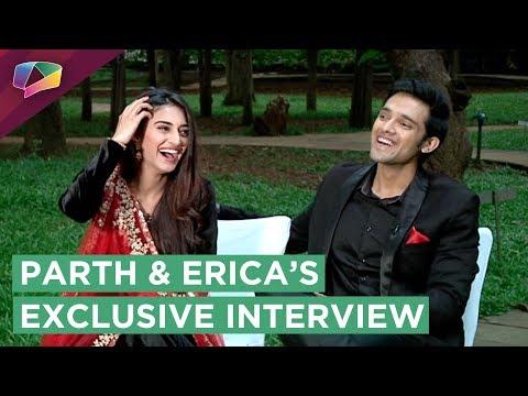 Parth Samathan And Erica Fernandes Aka Anurag And Prerna's Interview   Kasauti Zindagi Ki 2 thumbnail