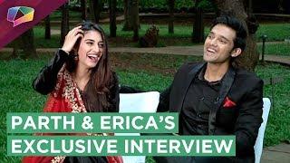 Video Parth Samathan And Erica Fernandes Aka Anurag And Prerna's Interview | Kasauti Zindagi Ki 2 download MP3, 3GP, MP4, WEBM, AVI, FLV September 2018