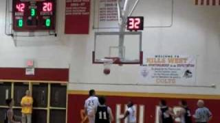 Hills West vs Smithtown West Basketball
