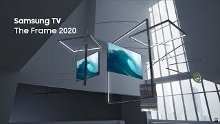 Samsung TV | The Frame 2020