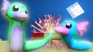 Minecraft Pokemon BedWars! - Episode 21