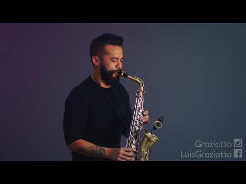 Finesse - Bruno Mars (sax cover Graziatto)