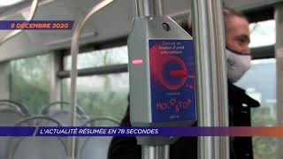 Yvelines | L'actu de la semaine en 78 secondes (du 7 au 11 décembre)