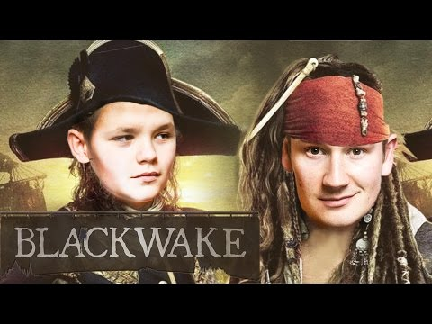 BROTHERS HAVE A PIRATE WAR | Blackwake