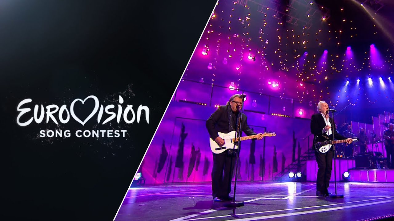 Eurovision Live: Fly On The Wings Of Love (LIVE
