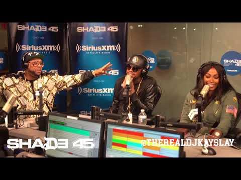 DJ Kayslay Interviews DJ Paul on Shade45