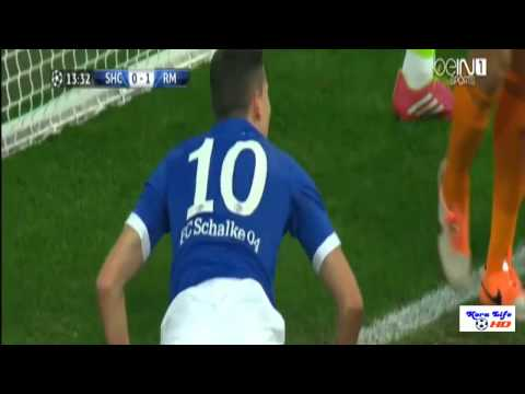 Real Madrid vs Schalke 6 1 ~ All Goals and Highlights 26 01 2014 HD