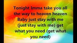 Arash feat. T-Pain-Sex Love Rock N Roll (~lyrics~)