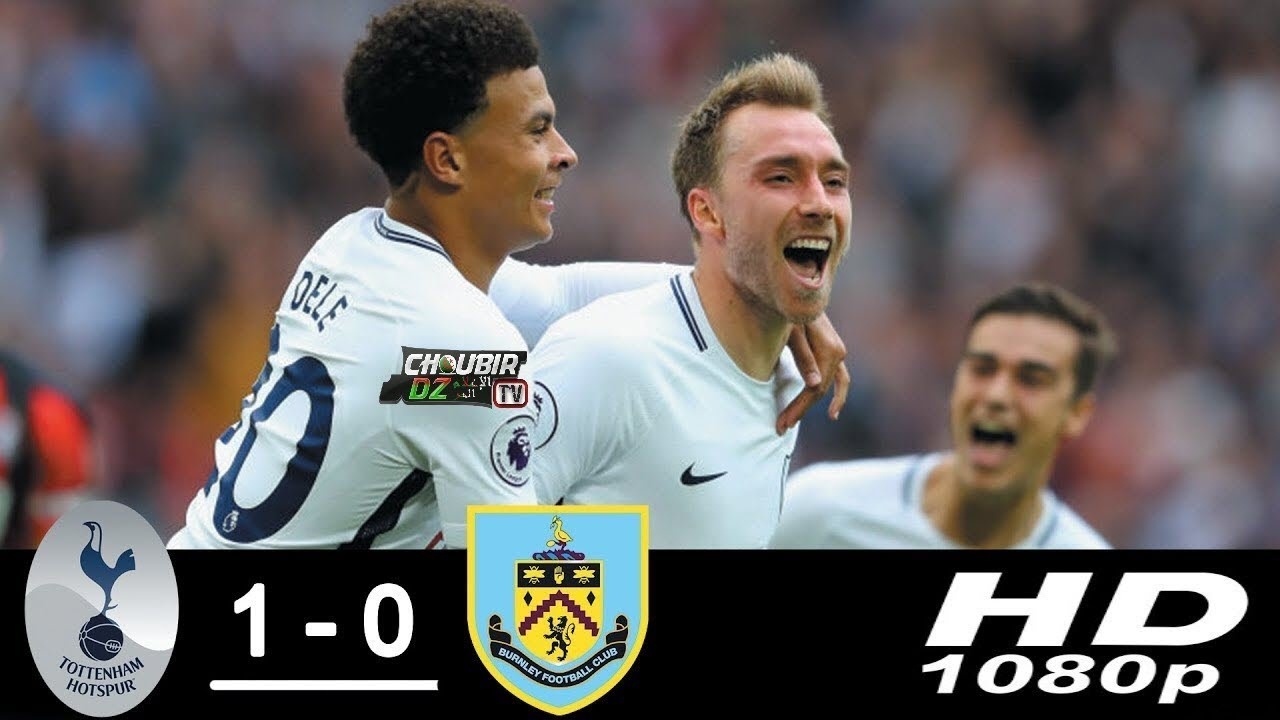 Tottenham vs Burnley FC 1-0 Premier League 15/12/2018 ...