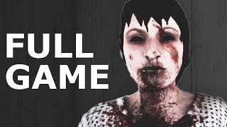 Evil - Full Game Walkthrough Gameplay & Ending (No Commentary) (Steam Indie Horror Game 2017)