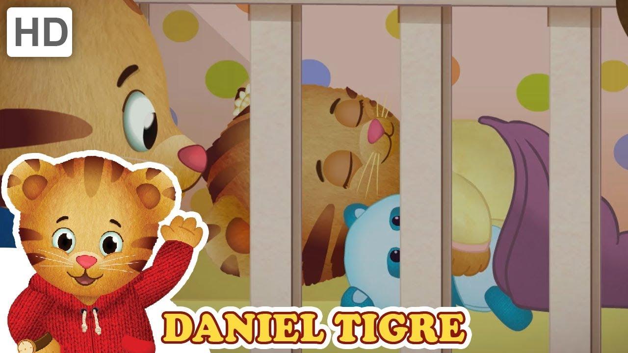 Daniel Tigre em Português - Como ficar Calmo para Dormir ...