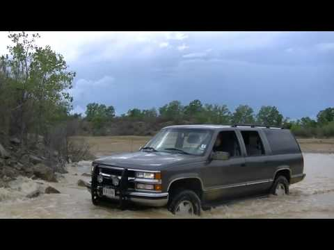 Bridgeport Northwest OHV 1999 Chevrolet Suburban 2000 GMC Jimmy OFFROAD 4x4 4/18/2015