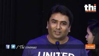 Director Shakti Soundar Rajan Speech At Tik Tik Tik Audio Launch