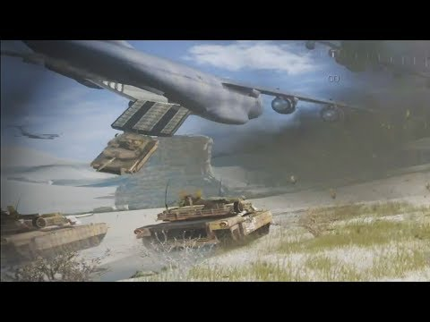 Tank Mission - Call Of Duty Ghosts