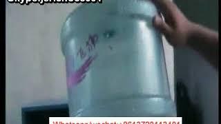 5 gallon water bottle silk screen printer