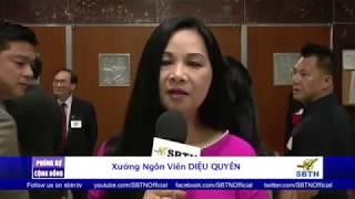 PHÓNG SỰ CỘNG ĐỒNG: Cảm nghĩ của phái đoàn SBTN sau buổi trao tiền cứu trợ