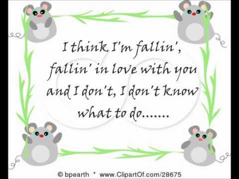 Fallin - Janno Gibbs (with lyrics)