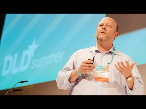 Blockchain, AI and Social Payments (Jeremy Allaire, Founder of Circle) | DLDsummer 16