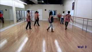 Found Someone ~ Kim Ray - Line Dance (Dance & Teach)