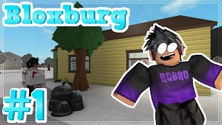 I'M SO POOR!! 😖😣 | Roblox | Welcome to Bloxburg #1