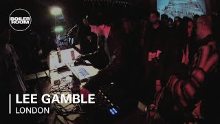 Lee Gamble Boiler Room LIVE Show