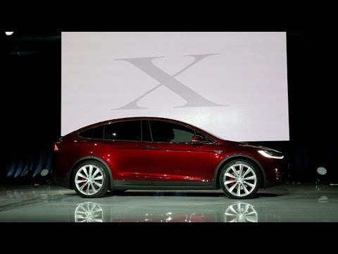 Tesla Delivers The First Model X To Customers