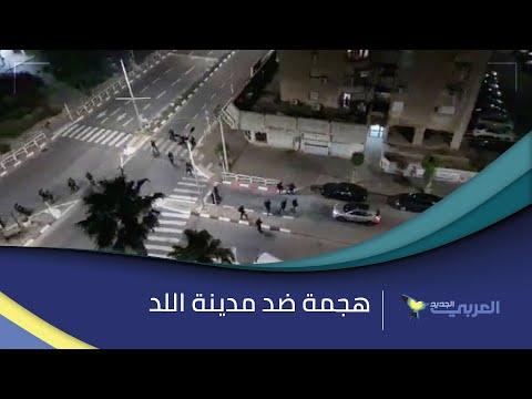 مسجد اللد الكبير يستنجد بعد هجوم المستوطنين