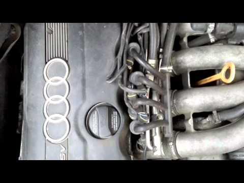 Audi A4 B5 ADR очень шумит двигатель. Какие причины???