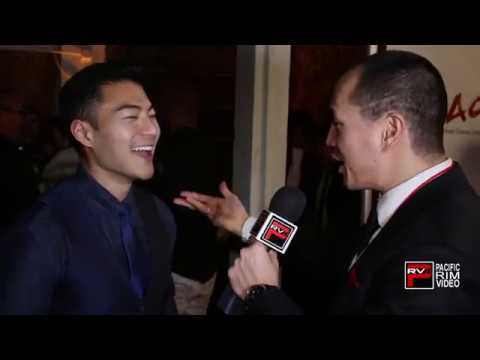 Asian Canadian actor Chase Tang shows support for AOF