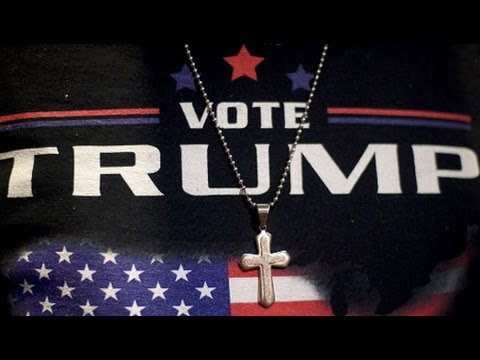 Religious Right Not True Believers in Trump, But See Him as a Tool