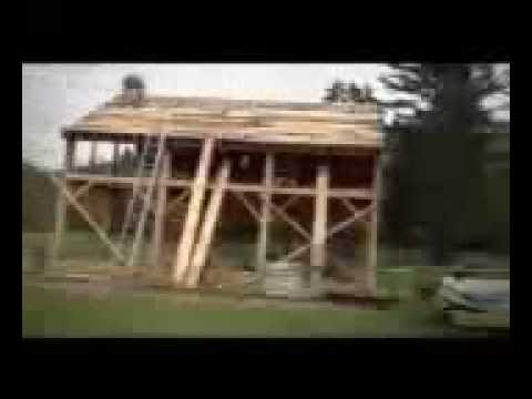 20x30 Tiny House Cabin Time Lapse Of Being Built From A
