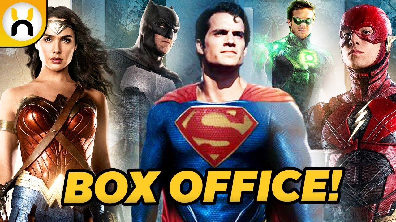 Justice League Box Office Opening Numbers Are Incredibly Low