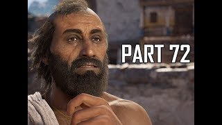 ASSASSIN'S CREED ODYSSEY Walkthrough Part 72 - Port (Let's Play Commentary)