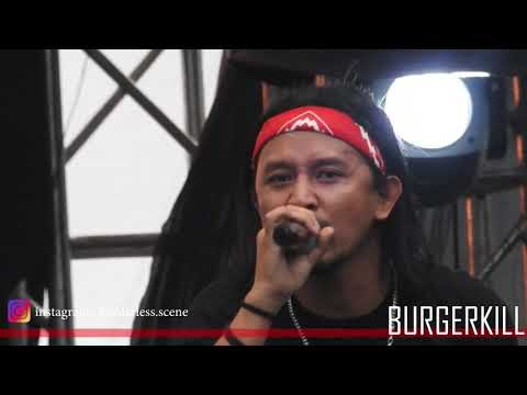 BURGERKILL - Air Mata Api (live In Bandung : March 3rd, 2019)
