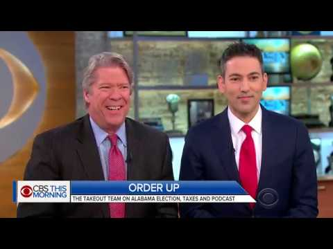 Major and Steve on CBS This Morning