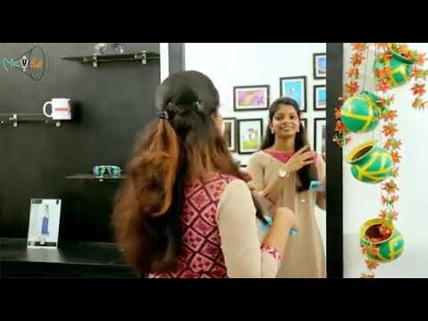 Girls vs boys haircut in tamil