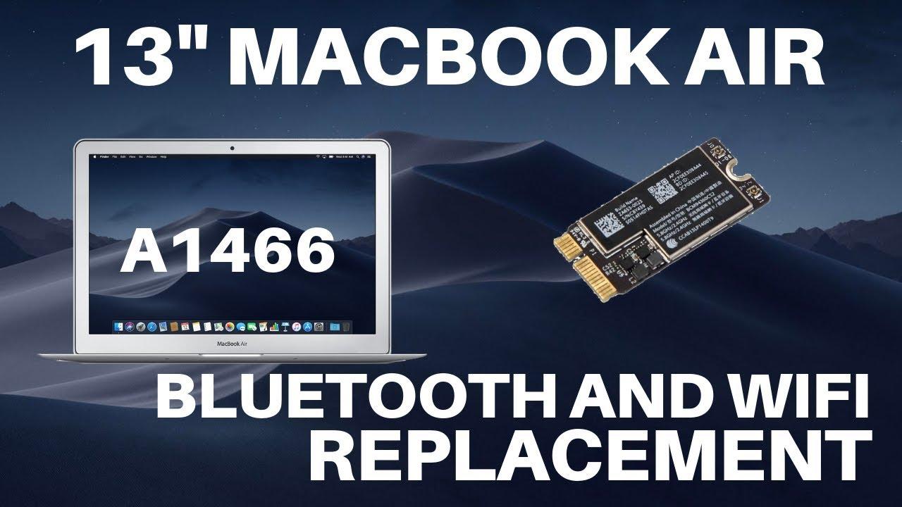 """WiFi Bluetooth Air Port Card for Apple MacBook Air 11/"""" A1465 2013 2014 2015"""