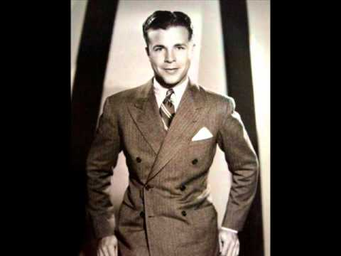 Dick Powell - With Plent Of Money and You (1936)