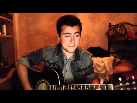 Justin Bieber - Die in your arms Cover