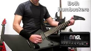 Epiphone Goth '58 Explorer - Review/Test