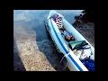 New fishing set-up for Sea Eagle Sport Kayak